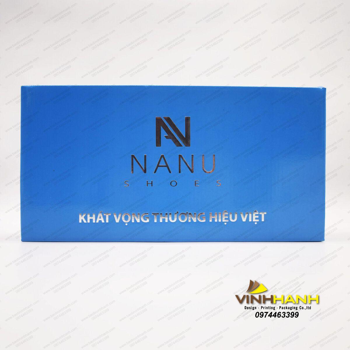 Hộp dựng giày NANU